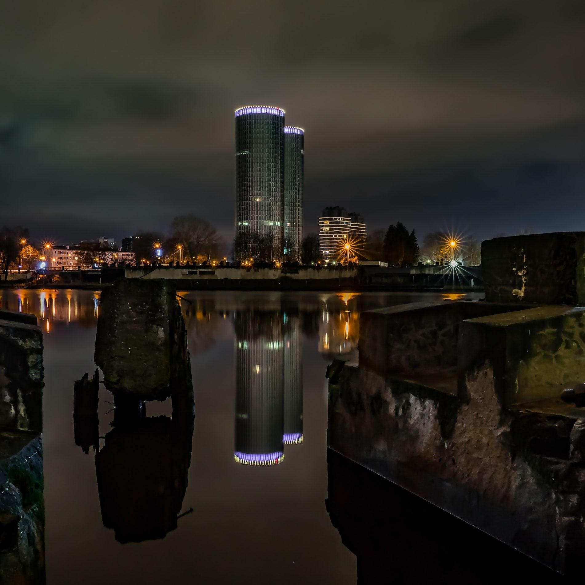 night city .  .  .