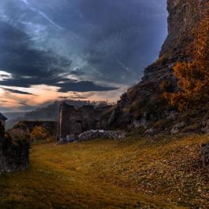 Čabradský hrad